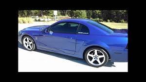 2003 sonic blue cobra youtube
