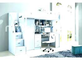 lit superposé avec bureau pas cher lit mezzanine armoire lit lit mezzanine avec bureau et armoire