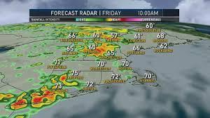 Portland Radar Map by Wet Weather On The Way Necn