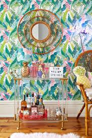 Tropicana Flower Peel Amp Stick Best 20 Tropical Wallpaper Ideas On Pinterest Tropical