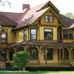 yellow houses with white trim best design 2018 2019 home