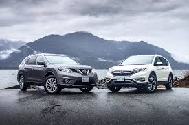 nissan mazda 2015 2015 honda cr v vs 2015 nissan rogue autos ca