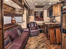 horse trailer living quarter floor plans living quarters elite trailers