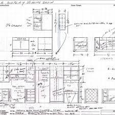 how to read cabinet blueprints memsaheb net