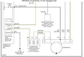 1999 honda accord alternator engine performance problem 1999