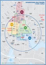 Harbor College Map Future Of Downtown Baltimore