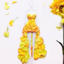 design dress this 22 year fashion student creates beautiful dress designs