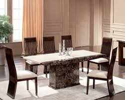 Marble Dining Sets Dining Room Furniture First Furniture - Marble dining room furniture