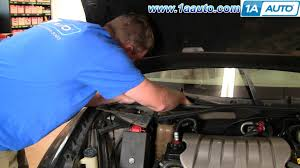how to install replace cabin air filter olds intrigue 98 02 1aauto