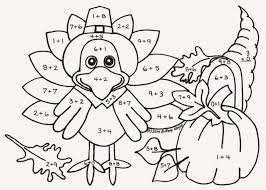 thanksgiving math coloring pages bltidm