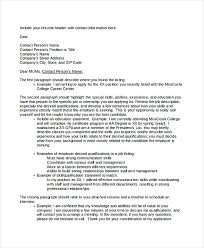 resume cover letter format exles tips to make electronic cover letter format
