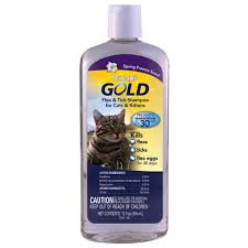sergeants gold flea u0026 tick cat shampoo 12 oz meijer com