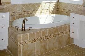 Tiling Bathtub Tiled Bathtub Surround Bathtub Tiles For The Tub Surround Tiled