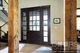 Custom Home Interiors Charlotte Mi Wood Entry Doors From Doors For Builders Inc Solid Wood Entry
