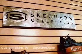 saunzee signs steel signs