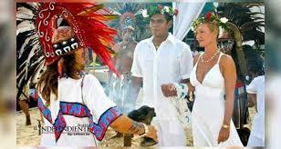 imagenes de rituales mayas bodas con rituales mayas atraen a parejas de todo el mundo diario