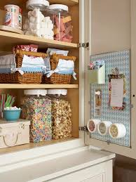 how to store food in a cupboard savvy ways to store food in your kitchen better homes