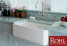 rohl kitchen faucets reviews kitchen sinks blanco houzer franke rohl more