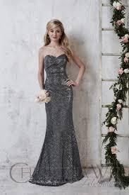 christina wu 22726 sequin sweetheart neckline bridesmaid dress