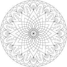 free printable mandalas coloring pages adults print coloring free