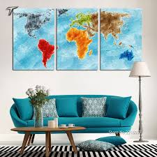 Living Room Art Canvas by Online Get Cheap Turquoise Wall Art Aliexpress Com Alibaba Group