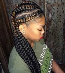 ghana braiding hairstyles 40 hip and beautiful ghana braids styles banana braids