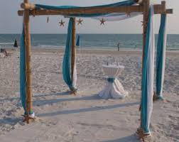 wedding arbor kits wedding decorations bamboo arches and by beachweddingsupply