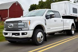 Ford F350 Diesel Trucks - 2017 ford f 250 u0026 f 350 super duty recall bigrigvin