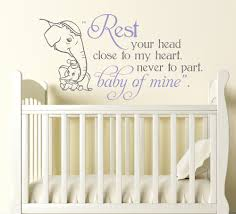 Cheap Nursery Wall Decals by Online Get Cheap Wall Murals Baby Aliexpress Com Alibaba Group