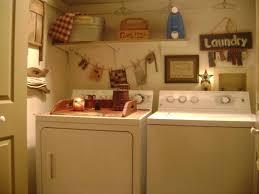 Primitive Laundry Room Decor Idea Country Laundry Room Decor A Primitive Place Colonial