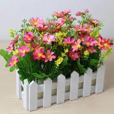 cute u0026 beautiful white wooden fence flower pots gardening flower