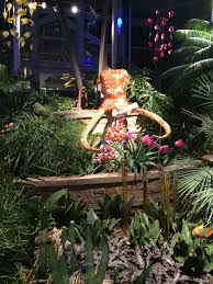 Botanical Gardens Christmas Lights by Holiday Lights At Lewis Ginter Botanical Gardens Miss Smarty Plants