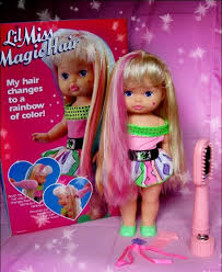 color images for hair to be changed 10 of the weirdest dolls of the 90s that you desperately wanted to own