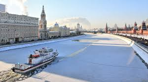 rivers river russian kremlin morning ships sunrise moscow rivers