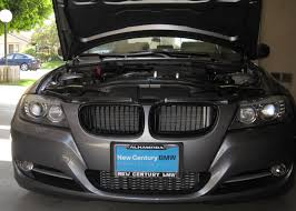 bmw grill installed my bmw performance grill on my space grey e90