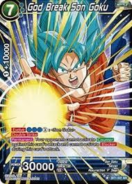 god break son goku galactic battle dragon ball super ccg