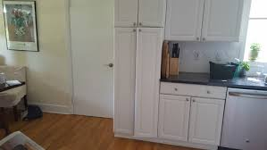 Pantry Cabinet Tall Pantry Cabinet Removing Tall Pantry Cabinet