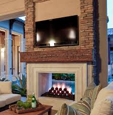 fireplace systems outdoor masonry u0026 brick fireplaces modular