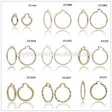 type of earrings hoop earrings wholesale chinafancy earrings