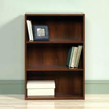 Sauder Premier 5 Shelf Composite Wood Bookcase Bookcase Cherry Finish Large Size Of Bookcase Cherry Finish