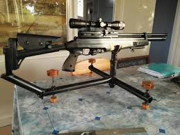 diy shooting stand air rifle sa forums