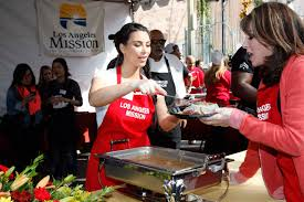 giving back where to volunteer on thanksgiving day los angeles