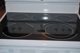 How To Clean A Glass Top Cooktop This Fine Journey Glass Stove Top Cleaning