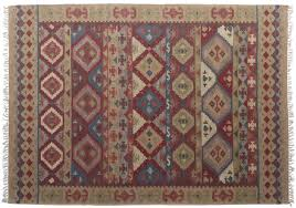 carpet area rug in multi colors with tassels u2013 hand woven floor