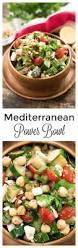 Mediterranean Style Diet Menu Mediterranean Power Bowl Gluten Free Nutritious Eats