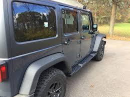 jeep wrangler side steps for sale jeep side steps for wrangler mopar part 82210565ac or