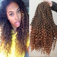 crochet hair extensions 2017 mali bob twist curly synthetic braiding crochet hair