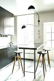 table de cuisine avec tabouret la haute de cuisine table haute de cuisine table haute avec