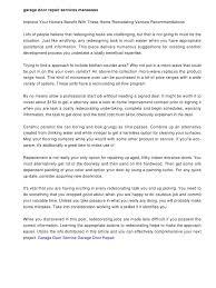 garage door repair services manassas1802 pdf pdf archive