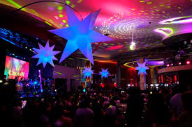 Light Up Stars For The Ceiling by Build Range Airstar